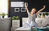 Обогреватель Homa PH-2023 LED 2000W Стеклянная панель, Сенсорное управление + Пульт / Белый, фото 9