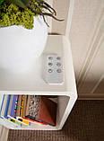 Обогреватель Homa PH-2023 LED 2000W Стеклянная панель, Сенсорное управление + Пульт / Белый, фото 10