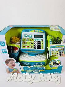 Дитяча сенсорна каса з калькулятором 35580 А