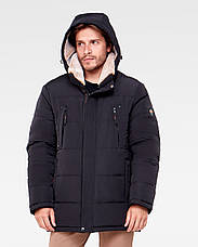 Зимняя мужская куртка Vavalon KZ-938 black, фото 3