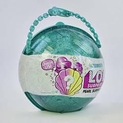 Кукольный набор LOL Pearl Surprise Бирюзовый (2-ВВ61-67639)