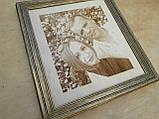 Гравірування фотопортрету на дереві, фото 2