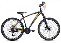 """Велосипед горный CROSSRIDE MAD MAN 29"""" колесо 21"""" рама ( Черный )"""