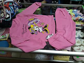 Пижама детская Подростковая для девочки р. 128 - 134