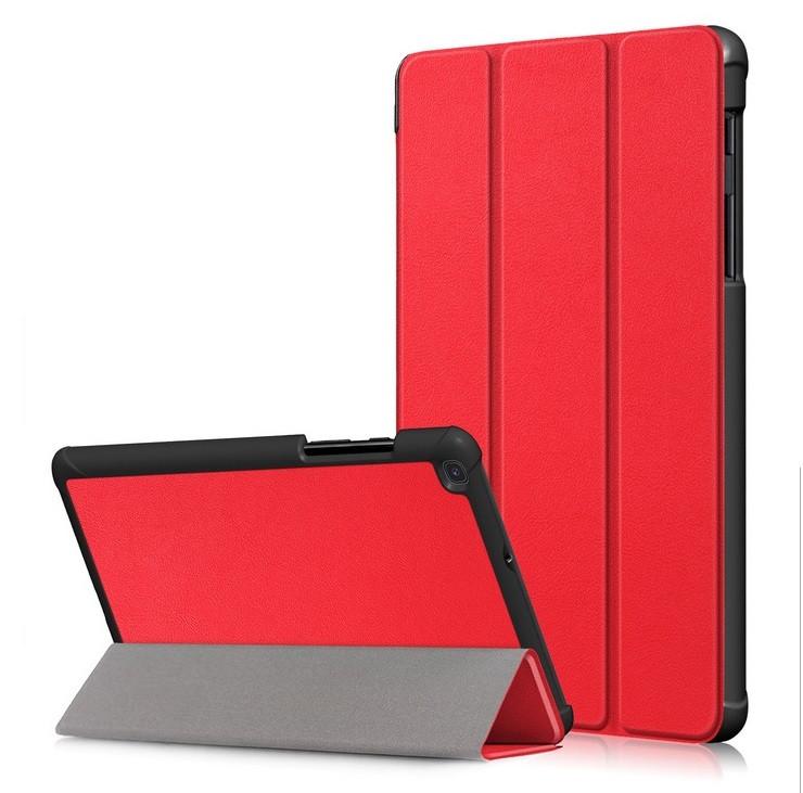 Чехол для планшета Samsung Galaxy Tab A 8.0 (2019) SM-T290, SM-T295 (Slim case) Red