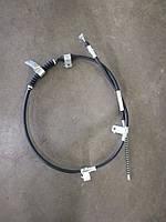 Трос ручника левый Авео Т250 Вида, 9653487-0, фото 1