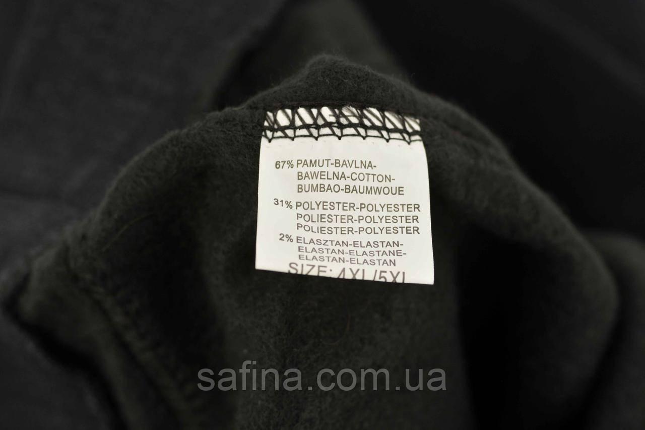 Утеплённые женские брюки L-5XL зима XXXXXL
