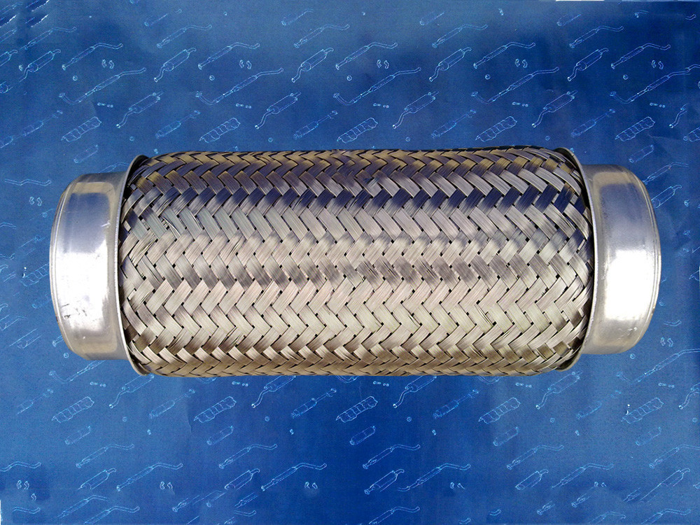 Гофра глушителя Euroex 75x250 3-х слойная