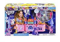 """Музыкальный домик """"My little Pony"""" со светящейся фигуркой пони 1082 scs"""