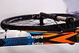 Горный велосипед на амортизации HAMMER ACTIVE 26-S211 Сборка 85% Япония Shimano Двухподвес от 160 см Оранжвевый, фото 10