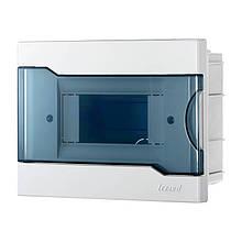 Коробка для автоматів на 6 модулів внутрішнього монтажу LEZARD