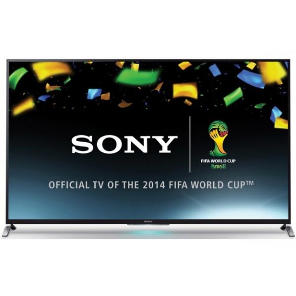 Телевизор Sony KDL-55W955С (MXR 400Гц, Full HD, Smart, Wi -Fi)