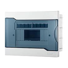 Коробка для автоматів на 8 модулів внутрішнього монтажу LEZARD