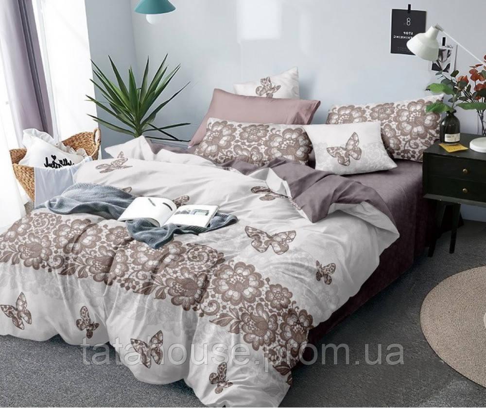 """Комплект постельного белья из сатина """"Шери"""""""