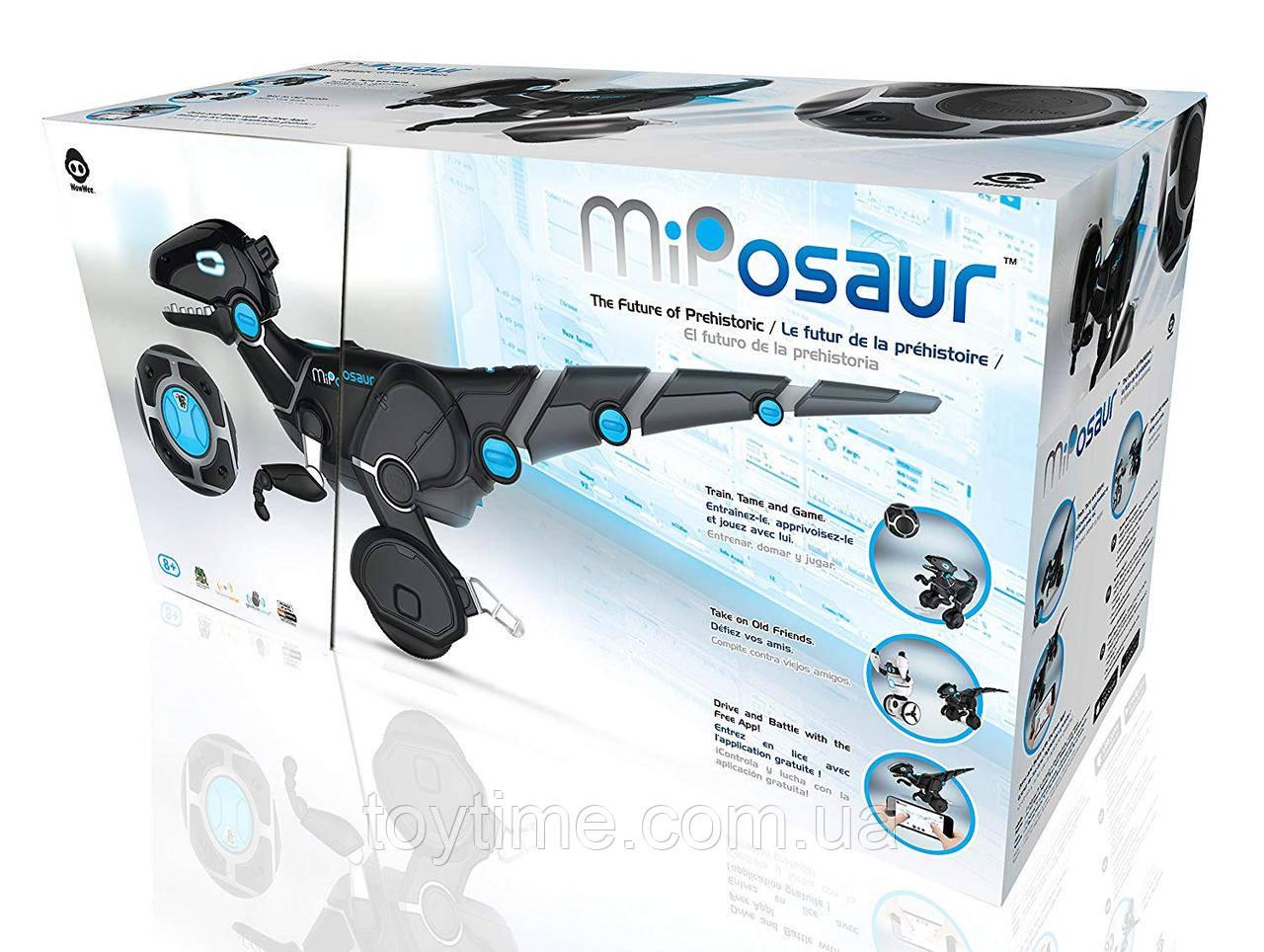 Мипозавр от WowWee / Miposaur WowWee