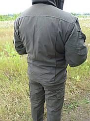 Демисезонный костюм  на  флисе даймонд котон Хаки