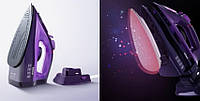 Беспроводной паровой утюг Xiaomi Lofans Electric Steam Iron Purple, фото 3