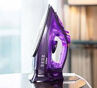 Беспроводной паровой утюг Xiaomi Lofans Electric Steam Iron Purple, фото 7
