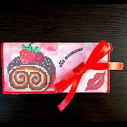 """Подарунковий конверт - """"На тістечка"""" (укр.яз.)"""