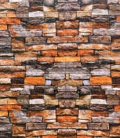 Панель стеновая 3D 700х770х7мм ПЕСЧАНИК ЕКАТЕРИНОСЛАВСКИЙ (кирпич)
