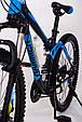 Горный велосипед на амортизации HAMMER ACTIVE 26-A211.Алюминиевая рама.Сборка 85%., фото 4