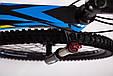 Горный велосипед на амортизации HAMMER ACTIVE 26-A211.Алюминиевая рама.Сборка 85%., фото 9