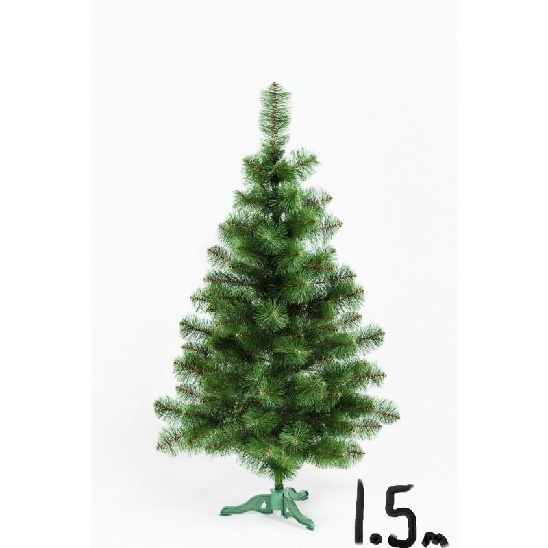 """Искусственная елка """"Сосна"""" зелёная 1.5м"""