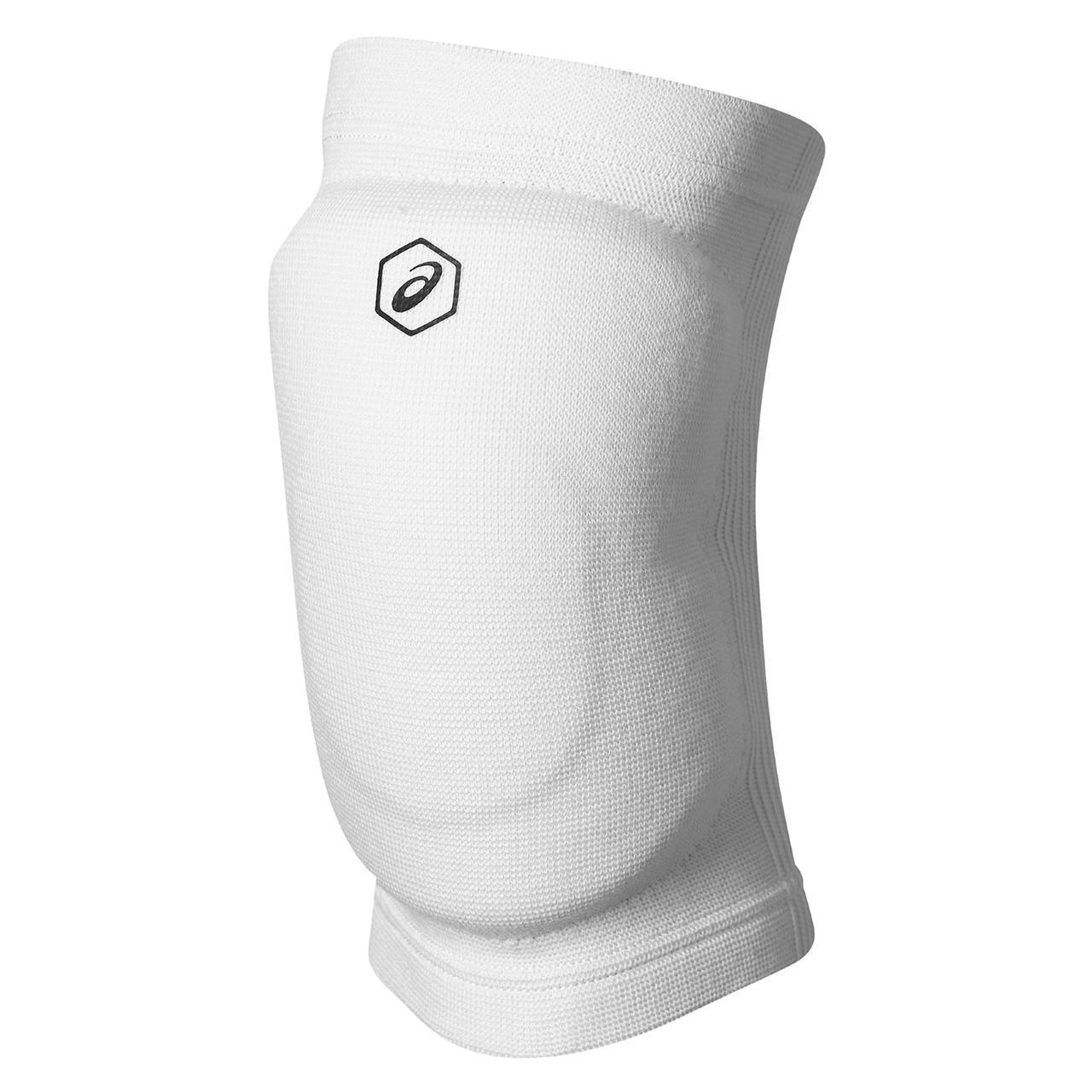 Волейбольные наколенники AsicsGelKneepad 146815-0001 Белый Размер L (8718837133601)