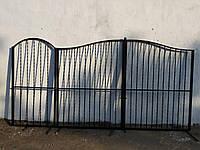 """Комплект ворота и калитка """"Эконом"""", фото 1"""