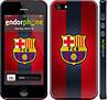 """Чехол на iPhone 5s Барселона  v3 """"2763c-21"""""""