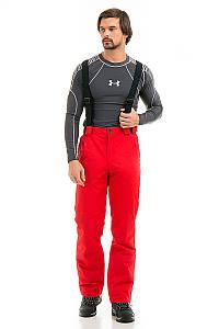 Лыжные штаны мужские красные CRIVIT PRO RECCO р.48