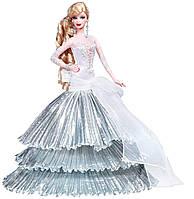 Коллекционная Holiday Barbie  2008 Collector Edition - Celebrating 20 Years of Holidays, фото 1