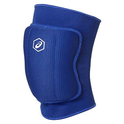 Наколенники волейбольние Asics Basic Kneepad 146814-0805 Синый Размер M (8718837132468), фото 2