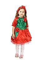Детский Карнавальный Костюм Розочка, фото 1