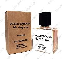 Тестер Dolce&Gabbana The Only One (Дольче Габбана зе Онли Ван), 50 мл (лицензия ОАЭ), фото 1