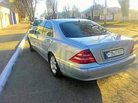 Разборка Mercedes W220 S-Class 2001