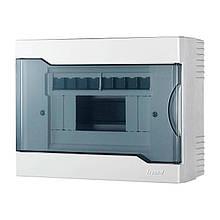 Коробка для автоматів на 8 модулів накладна (зовнішній монтаж) LEZARD