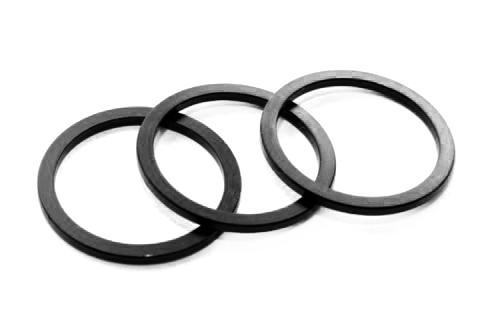 Проставочные кольца для каретки (3 x 2.5 мм) Shimano Hollowtech IIи др.