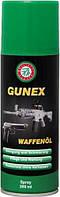Масло Klever Ballistol Gunex-2000 200мл. ружейное спрей (429.00.11)