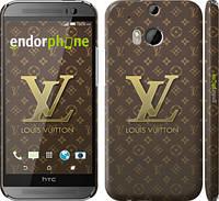 "Чехол на HTC One M8 dual sim Louis Vuitton 2 ""455c-55"""