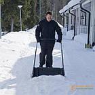 Скрепер-волокуша для уборки снега Fiskars SnowXpert 143040 / 1001631, фото 2