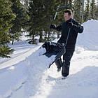 Скрепер-волокуша для уборки снега Fiskars SnowXpert 143040 / 1001631, фото 3