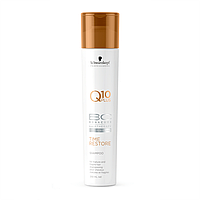 Восстанавливающий шампунь Q10 Schwarzkopf Professional ВС BonacureTime Restore Q10 Plus Shampoo 250 мл