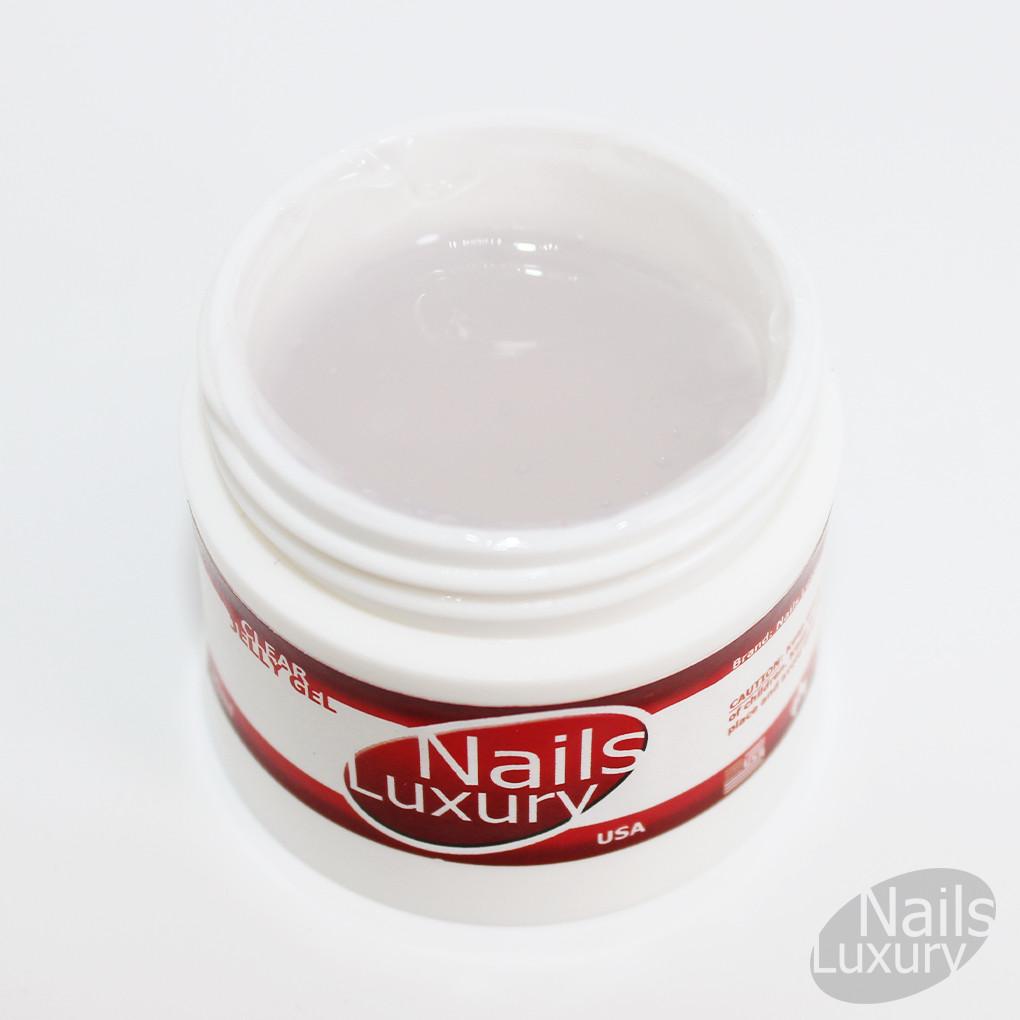 Гель-желе Nails Luxury USA Jelly Gel Clear