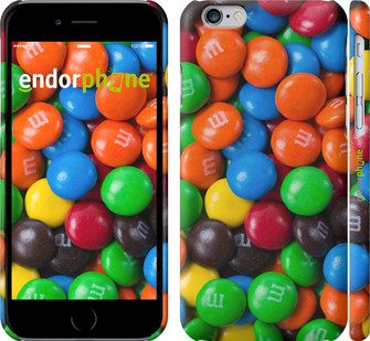 Чехол на iPhone 6 M&M's