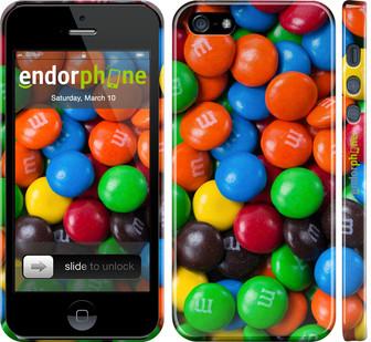 Чехол на iPhone 5 M&M's
