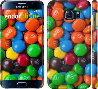 Чехол на Samsung Galaxy S6 G920 M&M's
