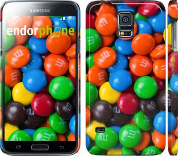 Чехол на Samsung Galaxy S5 Duos SM G900FD M&M's