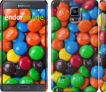 Чехол на Samsung Galaxy Note 4 N910H M&M's