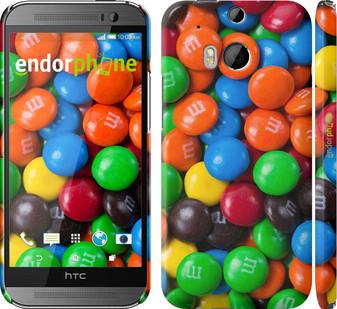 Чехол на HTC One M8 dual sim M&M's